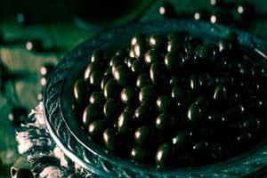 Almendras con chocolate con leche y regaliz ecológicas